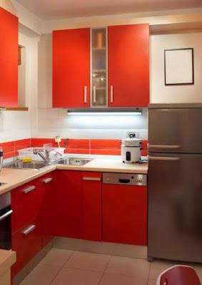 10 Tips Merancang Kitchen Set Dengan Benar