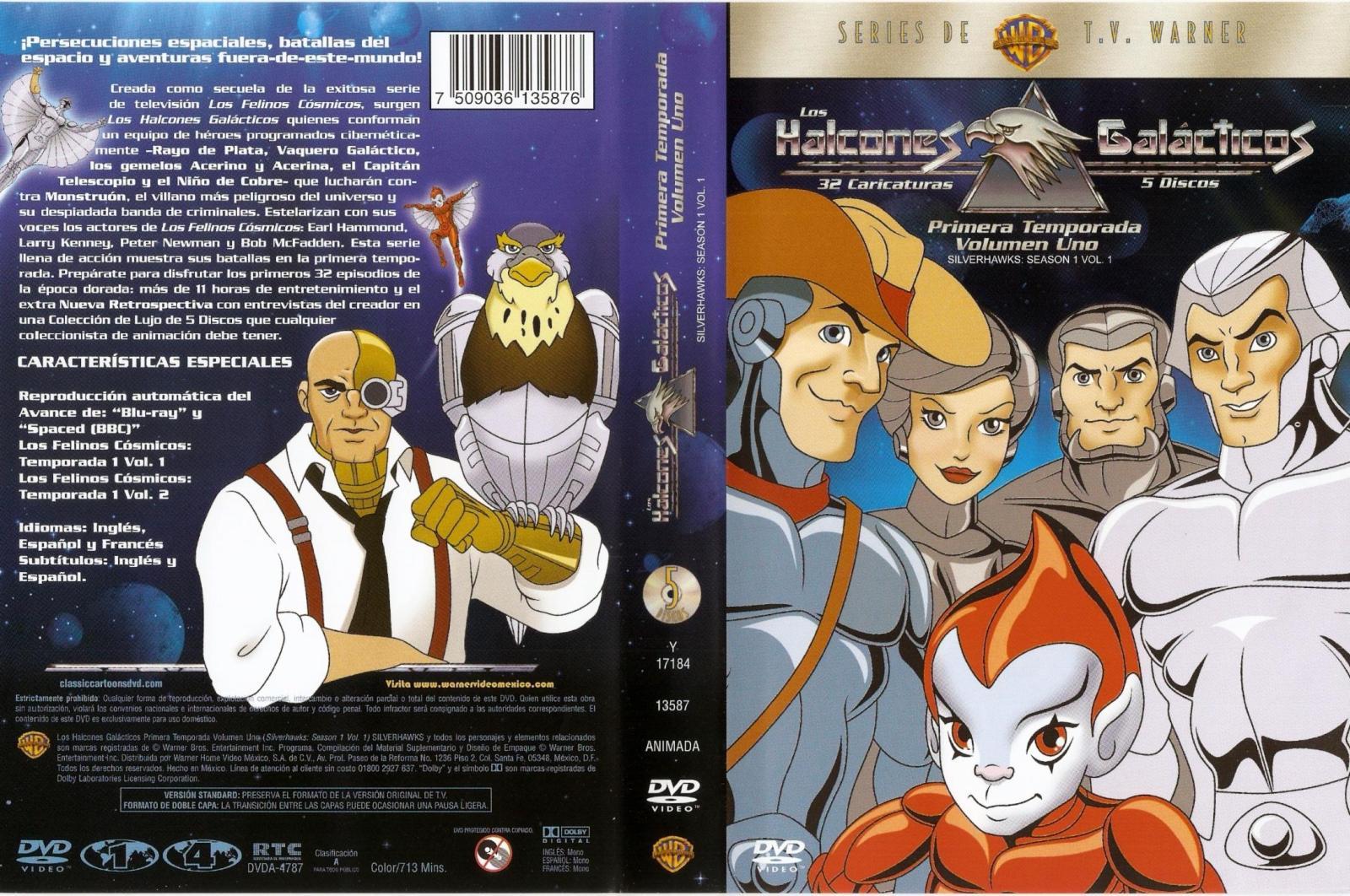 Serie Animada Latino Descargar Mega Silverhawks