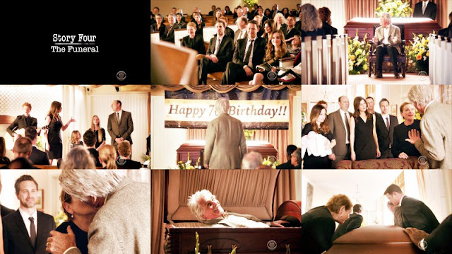 Life in Pieces - The Funeral - John e Joan