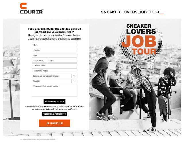 Site Courir