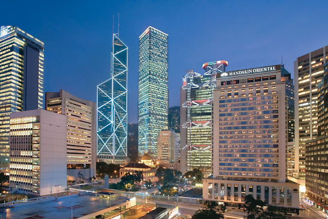 mandarin oriental hong kong luxury hotel photo