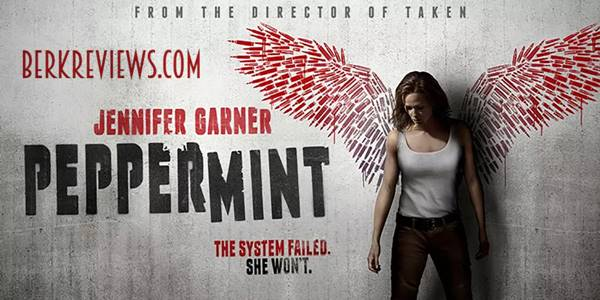Review Film Peppermint (2018) Bahasa Indonesia