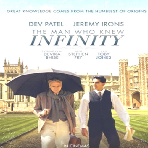 The Man Knew Infinity, The Man Knew Infinity Poster, The Man Knew Infinity Film, The Man Knew Infinity Movie, The Man Knew Infinity Sinopsis, The Man Knew Infinity Review, The Man Knew Infinity Trailer