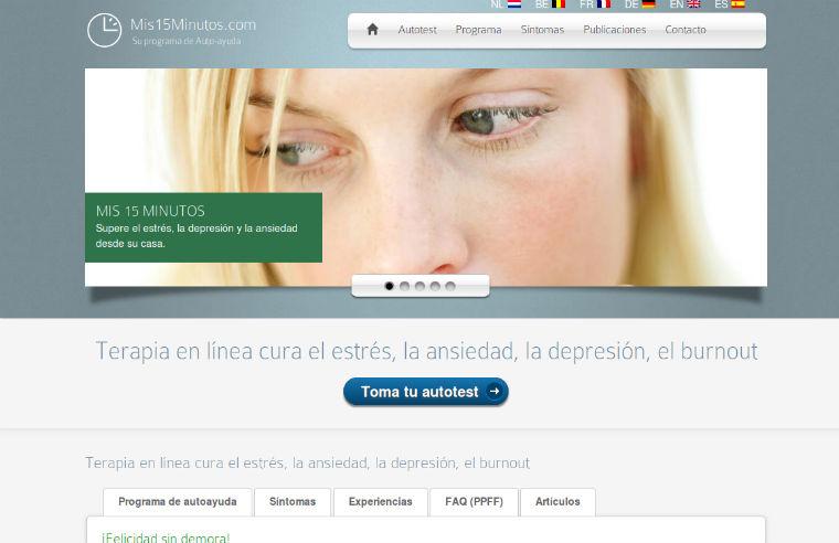 webs sobre ansiedad