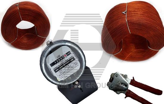 dây cáp niêm phong bằng đồng sợi nhỏ 0.5mm