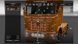 Scania RJL Tuning