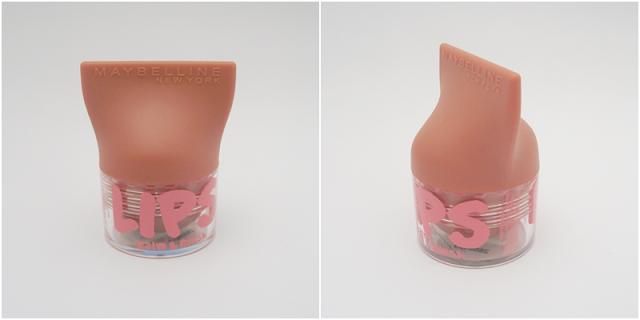 Opinião e swatches dos novos Maybelline Baby Lips Balm & Blush: cor Shimmering Bronze.