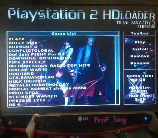 Download Hdloader Ps2 Fat Internal