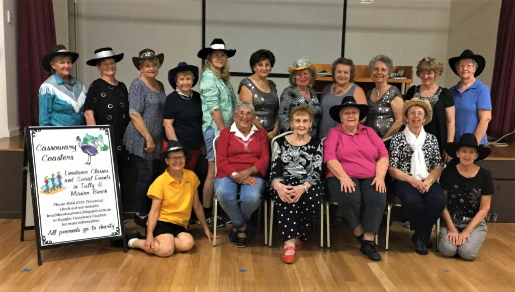 25 Years of Linedancing in Tully