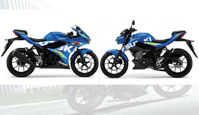 GSX-R150 dan GSX-S150