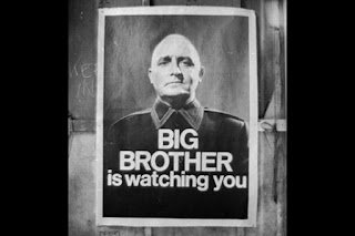 Bildergebnis für big brother Department of Homeland Security