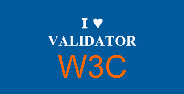 Cara Mudah Mengatasi Error Validasi HTML5 dan CSS3 di W3C