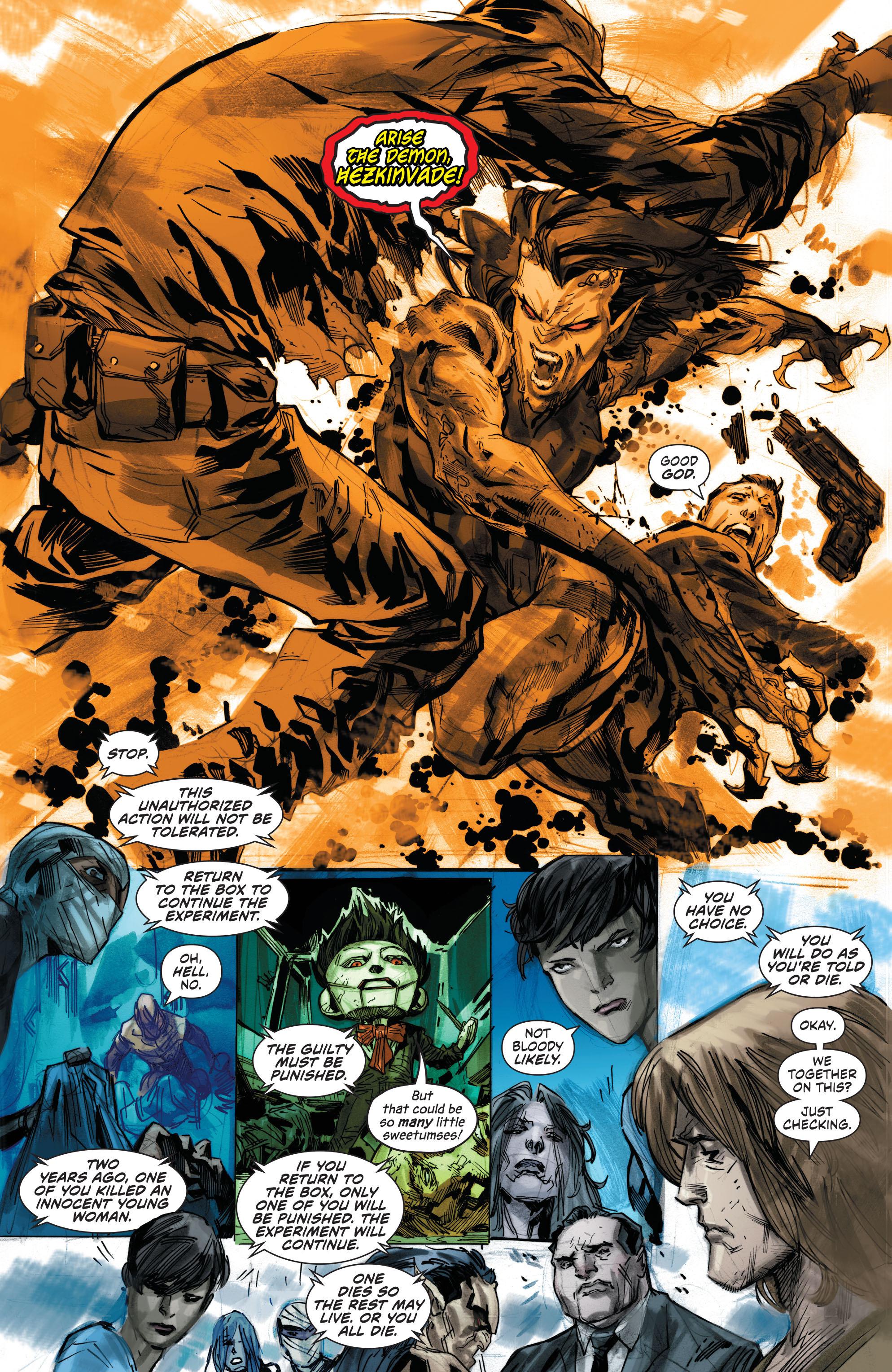 Read online Secret Six (2015) comic -  Issue #2 - 20