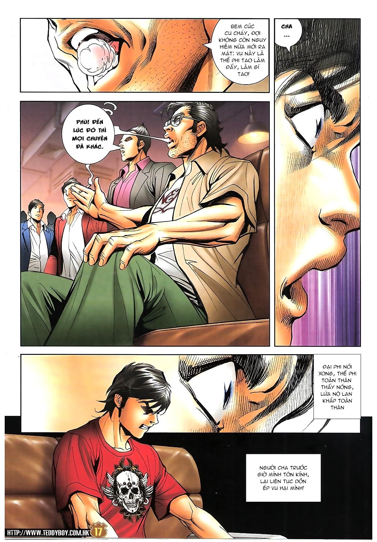 Người Trong Giang Hồ - Chapter 1620: Đàm phán bất thường - Pic 16