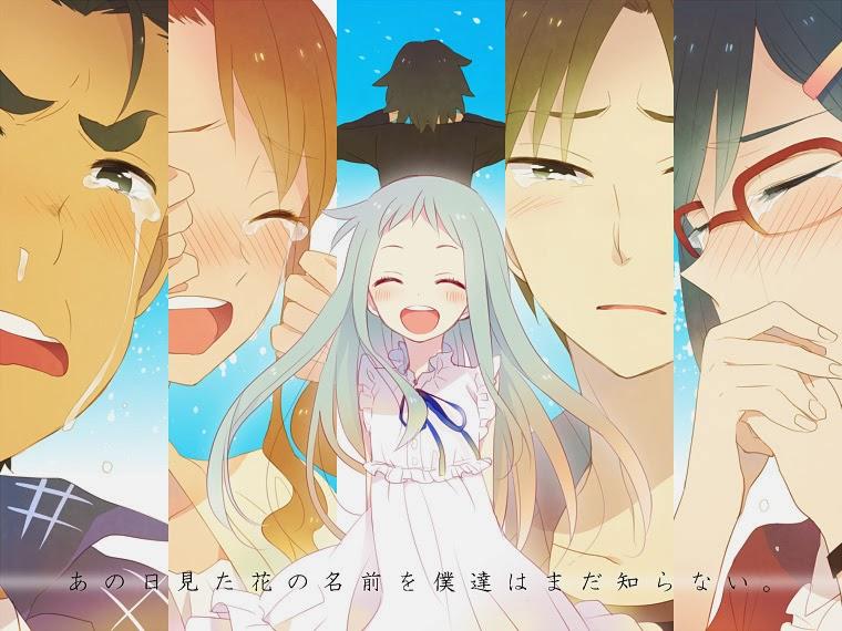 Download Ano Hi Mita Hana no Namae wo Bokutachi wa Mada Shiranai ( Ano Hana ) The Movie