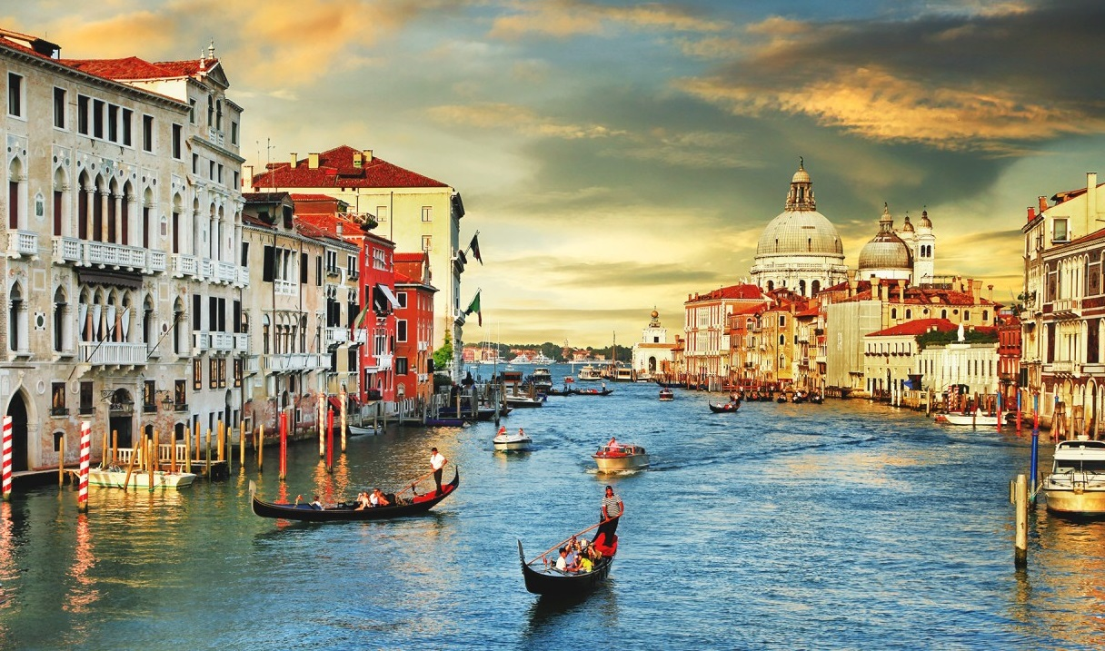principais cidades da Itália veneza italia