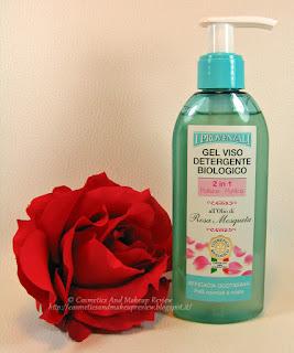 I Provenzali - Gel viso detergente biologico 2 in 1