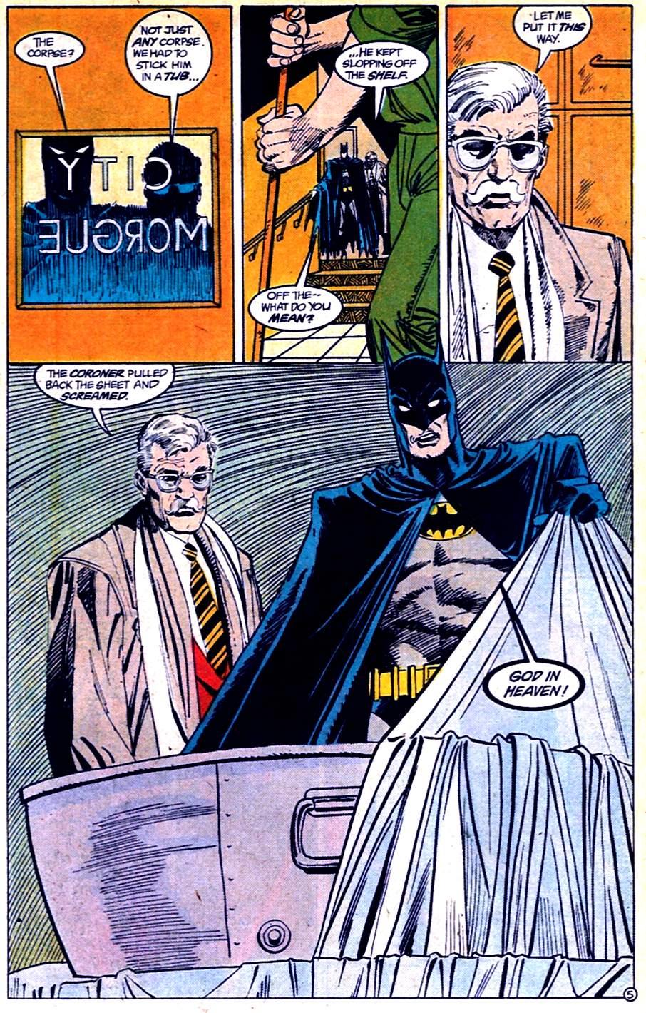 Detective Comics (1937) 598 Page 5
