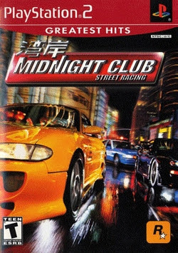 Midnight Club Street Racing PS2 GAME ISO