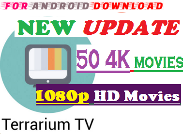 Download Free TerrariumTV APK[Premium] IPTV Movie Update Apk-Watch Free Cable Movies on Android  Watch Live Premium Cable Tv,Sports Channel,Movies Channel On Android or PC
