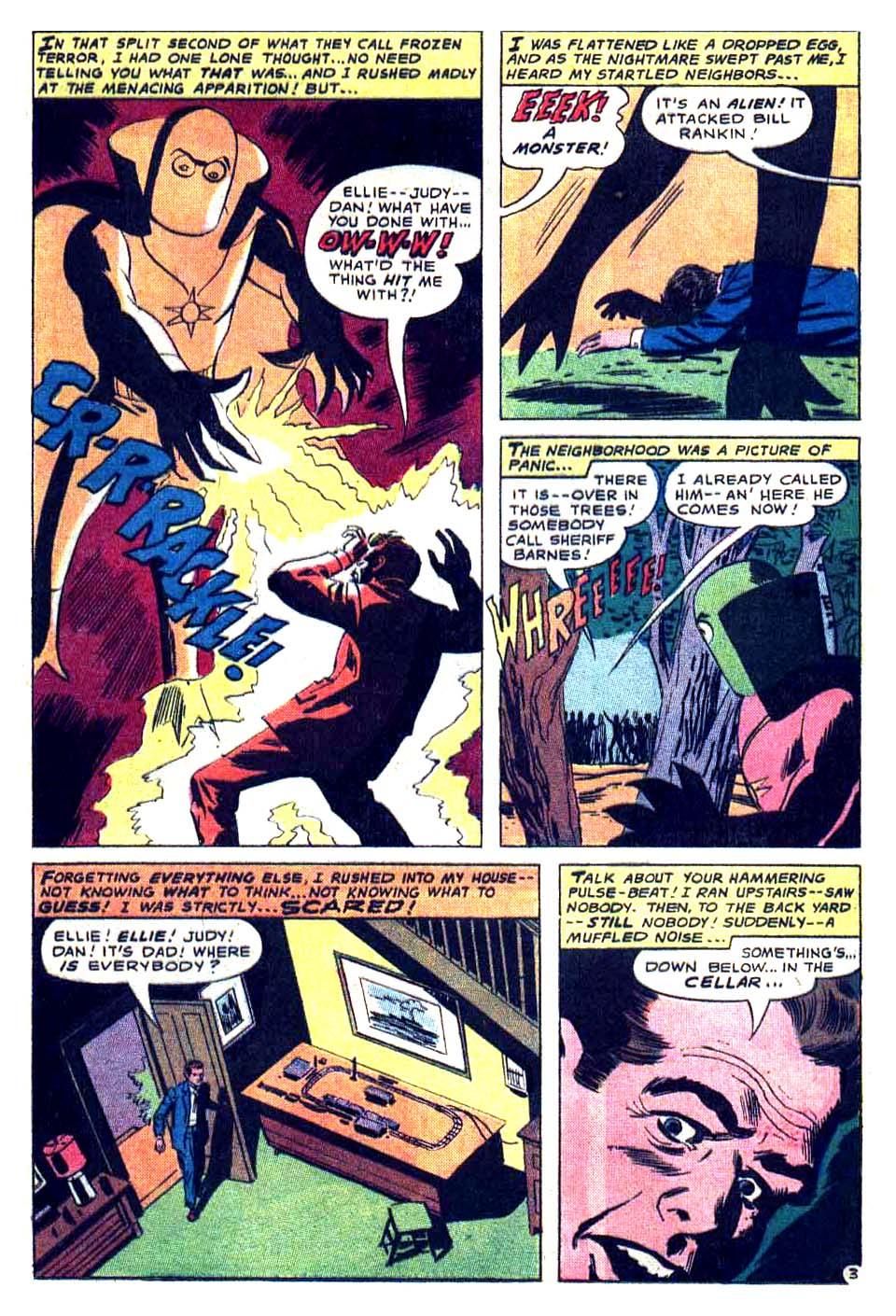 Strange Adventures (1950) issue 187 - Page 17