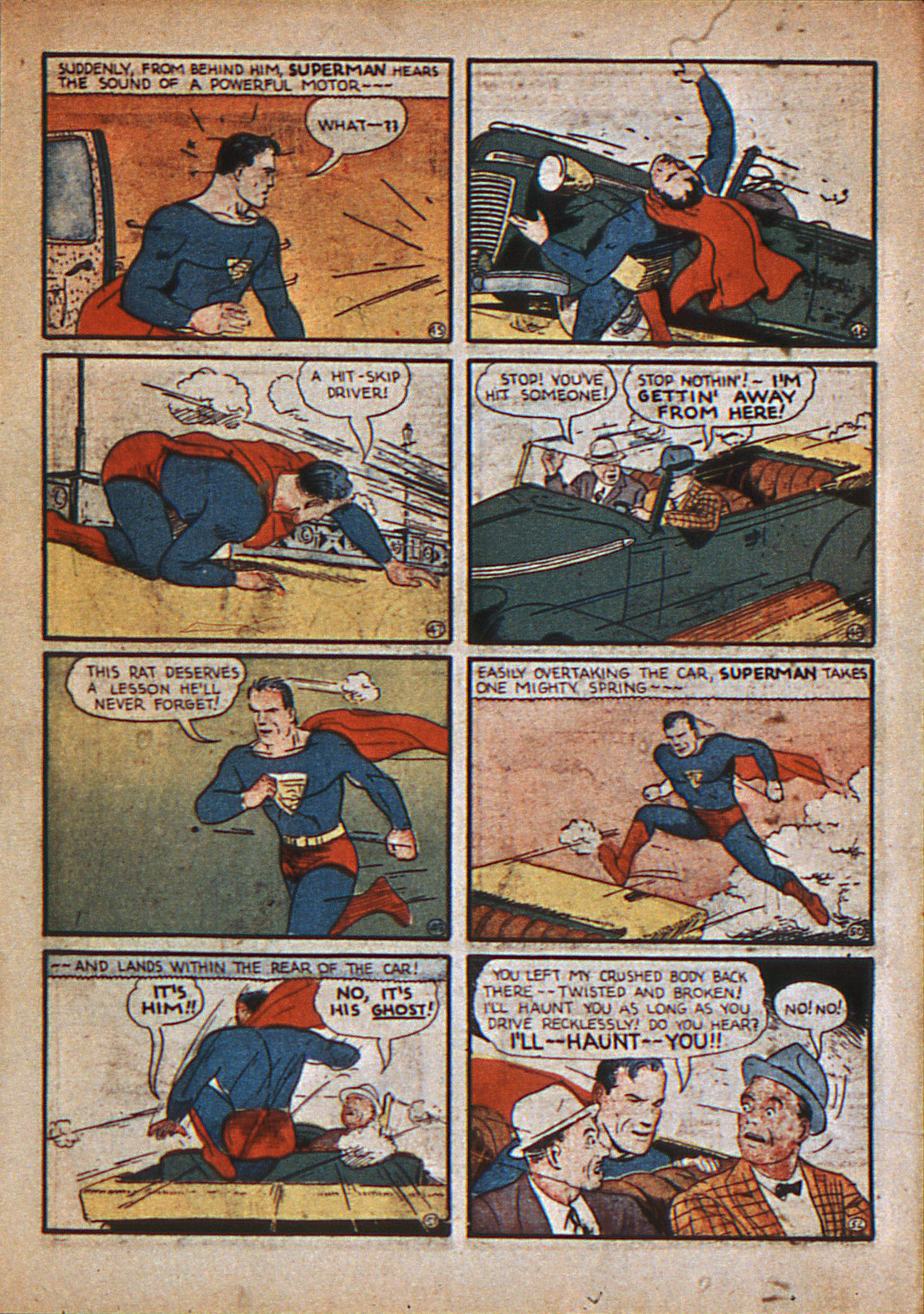 Read online Action Comics (1938) comic -  Issue #12 - 10
