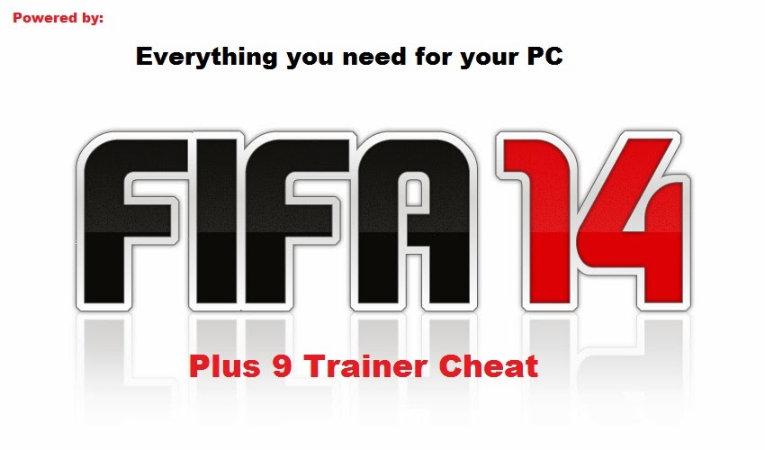 Download trainer for FIFA 14