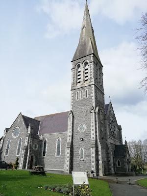 White Abbey, Kildare.