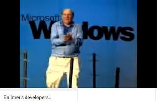 Microsoft, Microsoft, Microsoft - Magazine cover