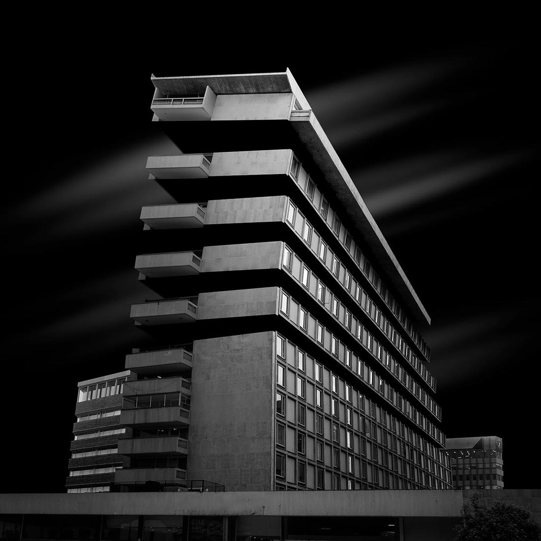 02-Daniel-Garay-Arango-Black-and-White-Surreal-Photographs-Architectural-Deconstruction-www-designstack-co