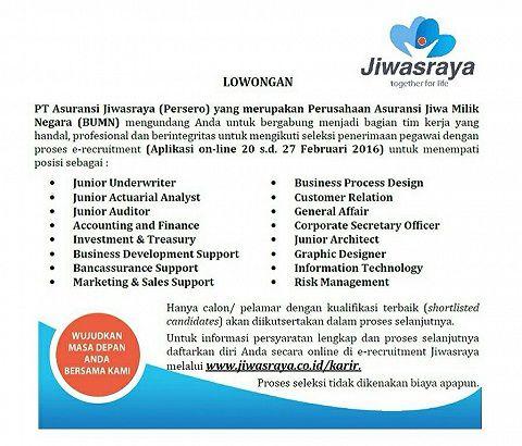 PT.Asuransi Jiwasraya (Persero)