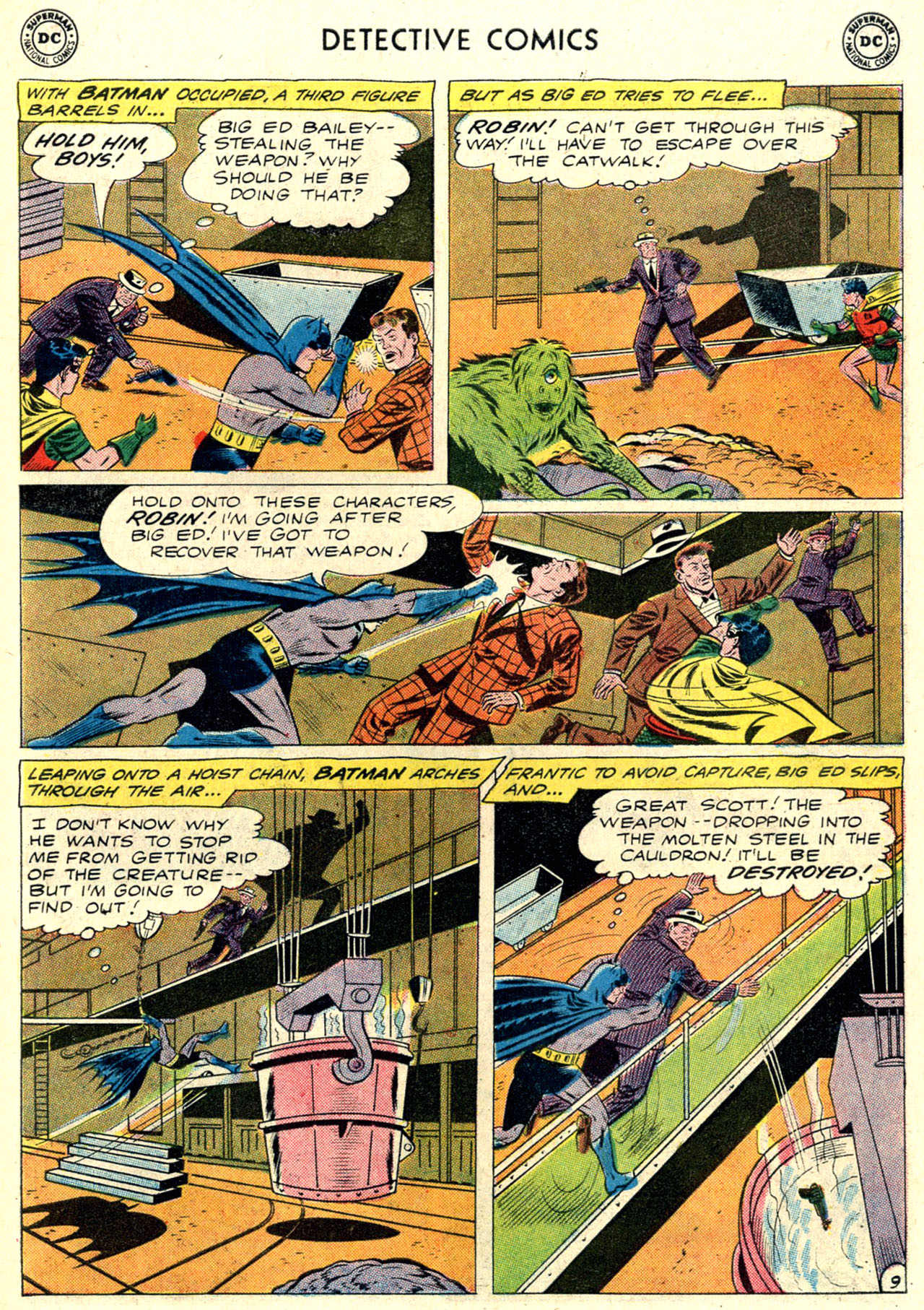 Detective Comics (1937) 291 Page 10