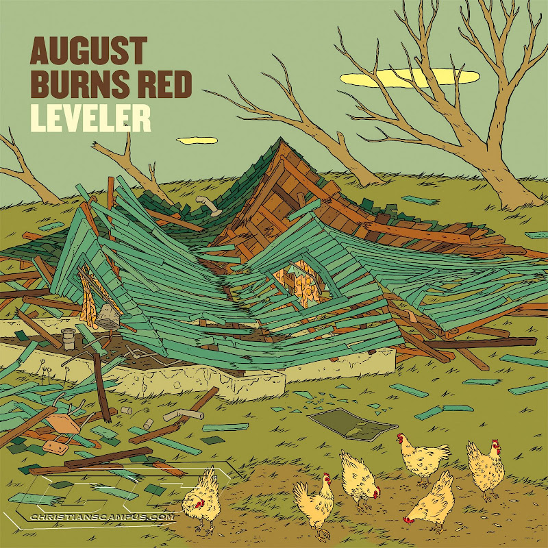August Burns Red - Leveler 2011 English Christian Album Download