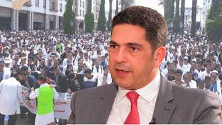 وزارة أمزازي تعلق الحوار مع الأساتذة الذين فرض عليهم التعاقد