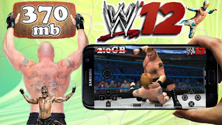 WWE 2K12 PSP Game Download For Android - Highly Compressed WWE Game