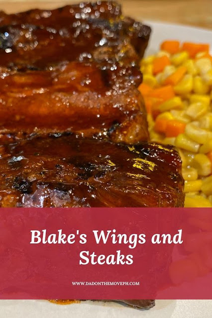 Blake's Wings & Steaks restaurant review