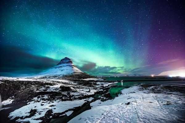 6. Go to Finland see 'aurora borealis'