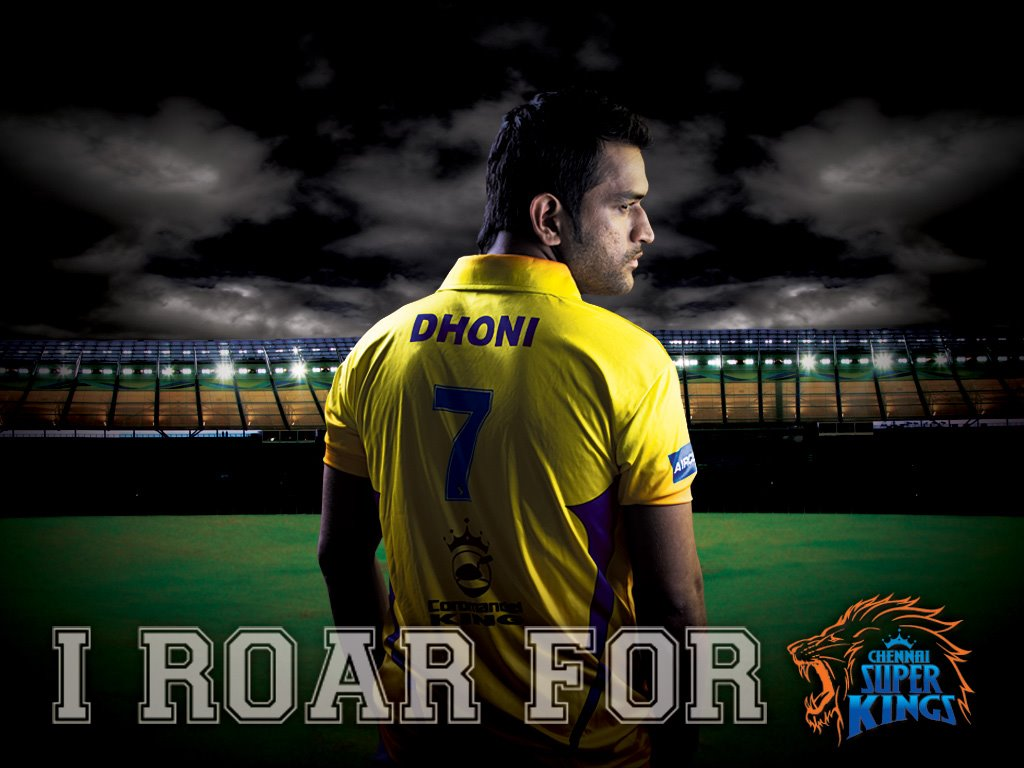 Dhoni Csk Wallpapers Hd: Olampics Wallpaper: IPL 4 IMAGES
