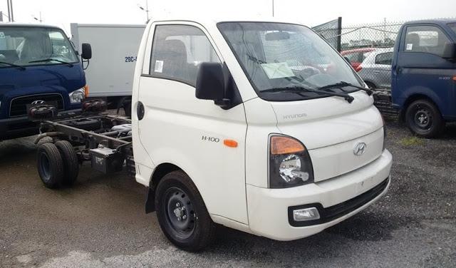 Hyundai 1 tấn nhập khẩu