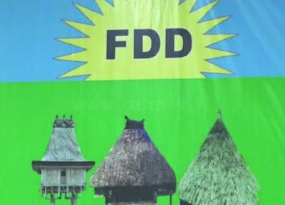 FDD Sai Opozisaun Moderadu
