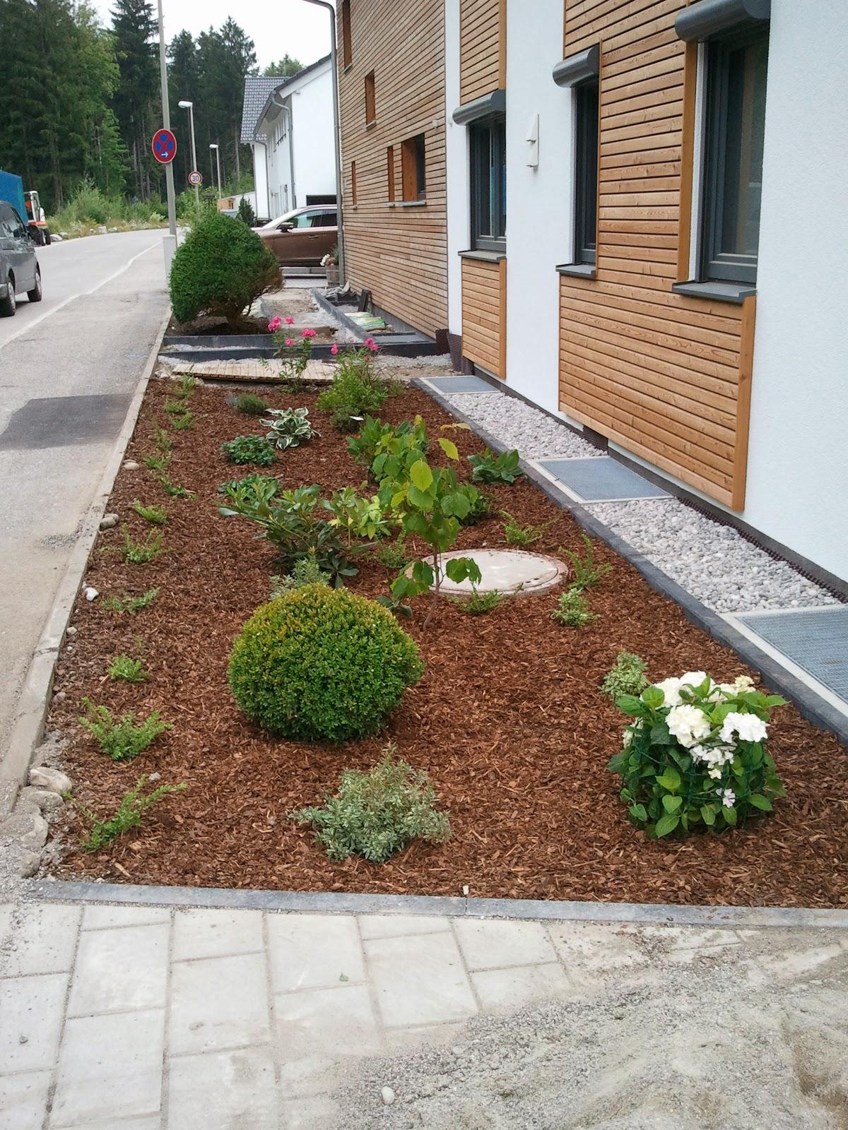 ein traum w chst vorgarten rhododendronbeet. Black Bedroom Furniture Sets. Home Design Ideas
