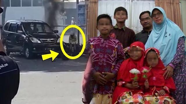 Terungkap Kenapa Kini Para Teroris Melibatkan Anak-anaknya Untuk Ngebom, Tak Masuk Di Akal Menurut Mereka....