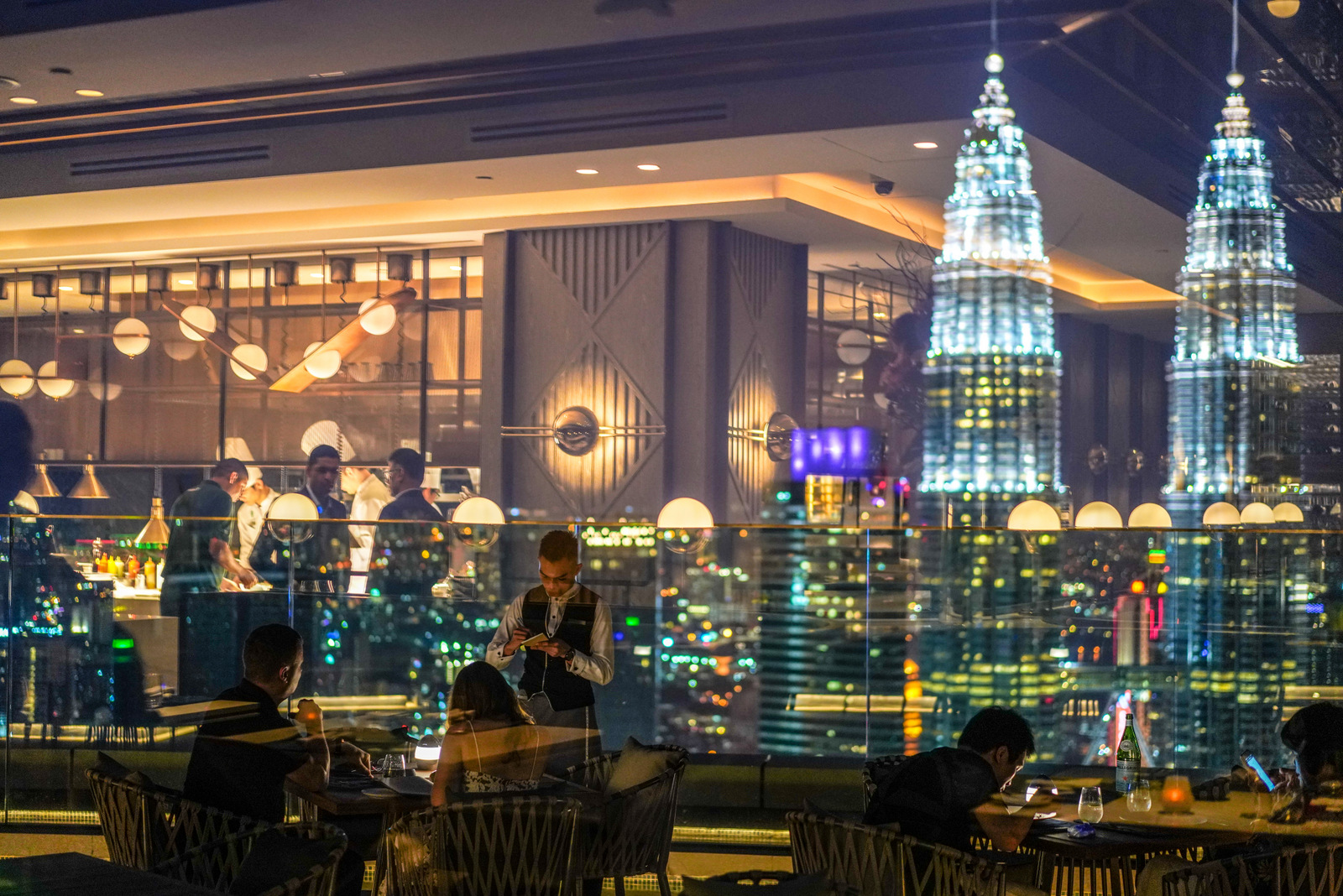 Eat Drink KL: Horizon Grill @ Banyan Tree Kuala Lumpur