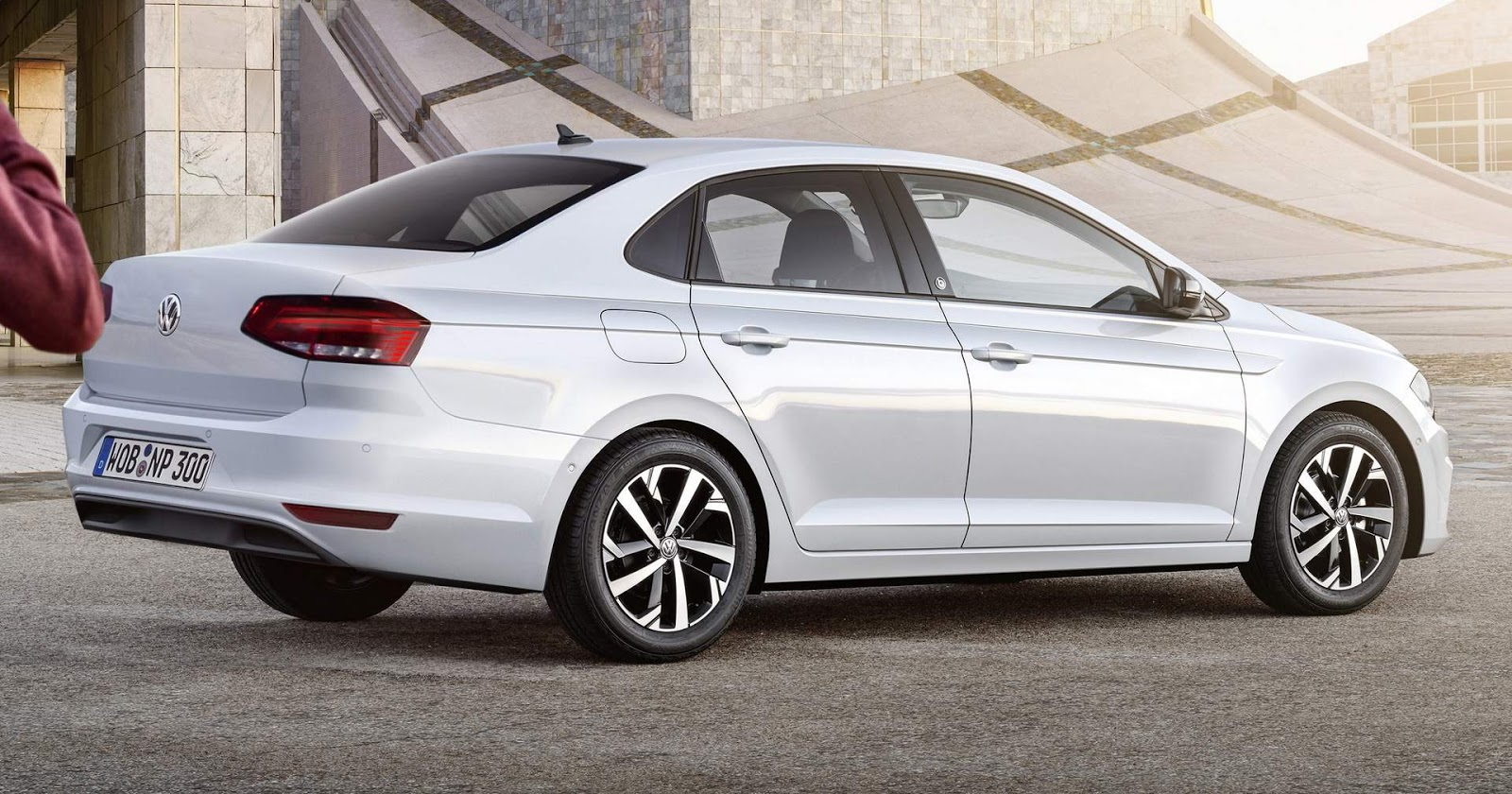 Volkswagen virtus novo sed confirmado para o brasil - Hatch empresa ...