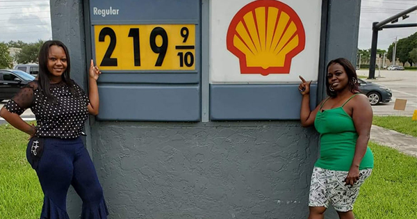 Lashawn Flowers and Shanita Vickers, Black mom and daughter who own Shell gas station