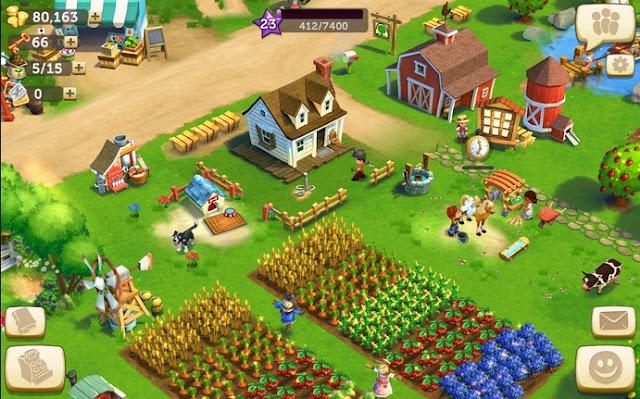 Game Petani Gratis