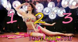 Ek Do Teen Song Lyrics - Baaghi 2 | Jacqueline Fernandez | Shreya Ghoshal