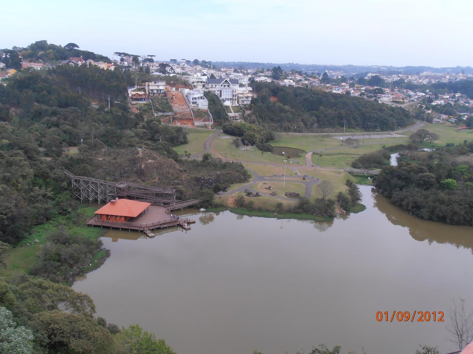 Parque Tanguá - Curitiba