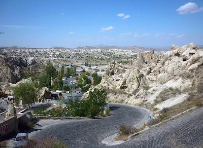 Endless Valleys in Cappadocia by Igor L.