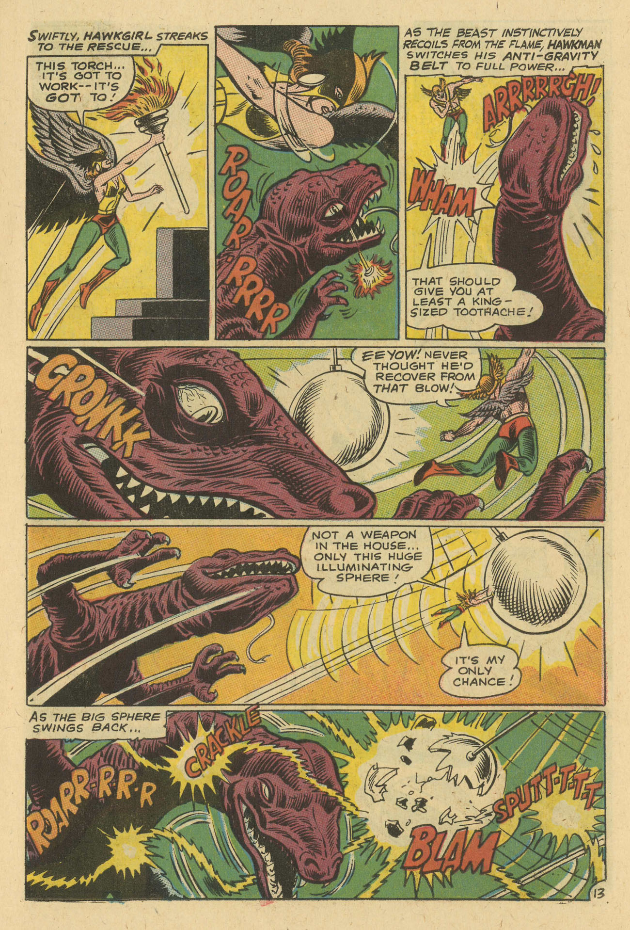 Hawkman (1964) issue 24 - Page 15